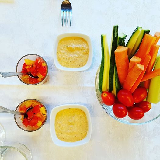 salsa ai pomodorini