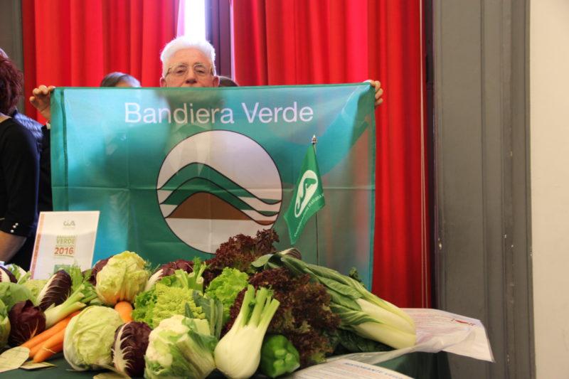 premio bandiera verde dell'agricoltura 2016