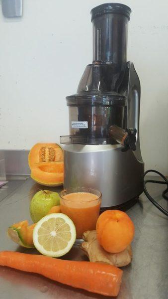 estratto arancio estivo