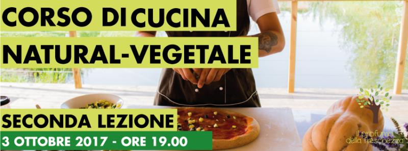 corso di cucina natural vegetale seconda lezione