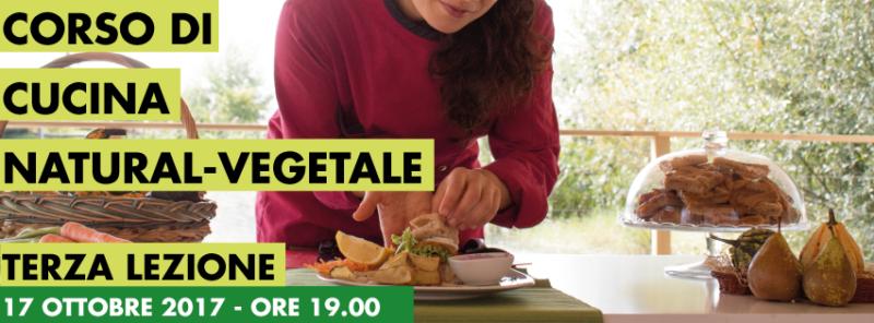 terza lezione corso di cucina natural vegetale