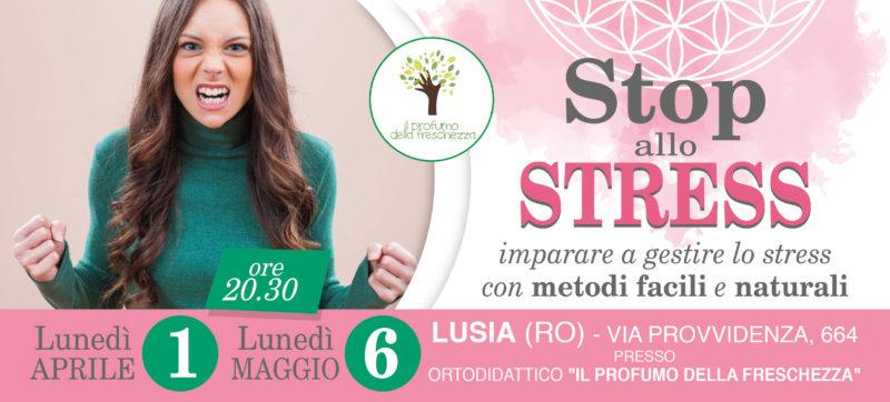 stop allo stess