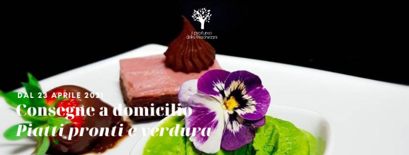 consegna a domicilio di verdura fresca biologica 23/24 aprile